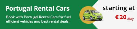Best car rental deals or car rental deals for Portugal