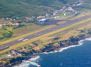 Horta Faial Airport